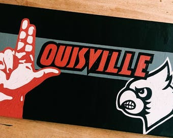 College Themed Canvases