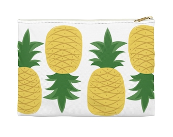 Plenty Of Pineapples Accessory Pouch