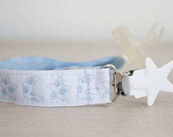 Pacifier clip boy, Dummy clip, Soothie Pacifier Clip boy, Boy Pacifier clip, pacifier holder, Paci clip, Lucky pacifier clip, Binky Clips