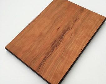 Cherry Cutting Board, wood serving board, wood bread board, wood cutting board, housewarming gift, foodie gift, 9x12, chopping board