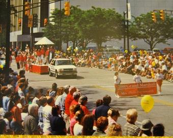 2000 Three Rivers Parade Mrs. Philo T. Farnsworth Digital Download Photograph Parade/Fort Wayne Indiana