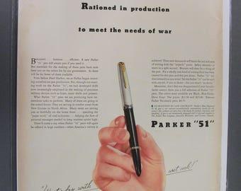 "Off  111    ""  Mimeograph    ""  Ad - March 1943 & Dec. 1961"