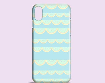 Pastel Watermelons case / iPhone X case / pastel iPhone 7 case / iPhone 7 Plus / iPhone 6, 6S / iPhone 5/5S / Samsung Galaxy S7 / S6 / S5
