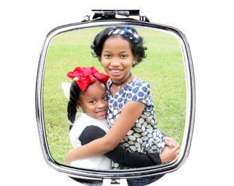 Photo Compact Mirrors