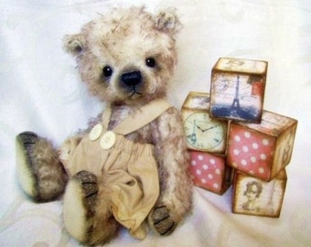 Sewing Kit For 8,5 Inch Bear Incl. Ready made Trousers