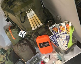 Yorkshire Prepper Bug Out Bag
