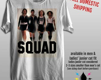 The Craft - Squad - Premium Fashion Fit Men & Ladies' Junior Fit Tee