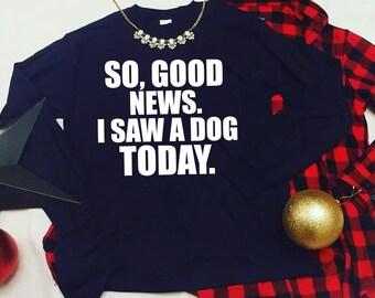 Buddy the Elf, Funny Shirt, Dog Shirt, Funny Movie Shirt, Elf Shirt