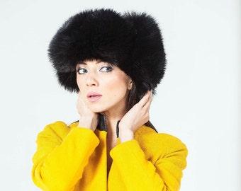Russian trooper hat