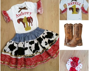 Cowgirl First Birthday, Western First Birthday, Western Birthday, Cowgirl Birthday, Cowgirl Costume, Western Costume, Pony Outfit