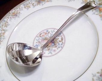 Baker-Manchester Roanoke Sterling Silver Gravy Ladle