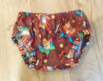 Easy Diaper Cover Pattern Sewing Tutorial by Whimsy Couture Boys/Girls 0m-2t PDF Instant