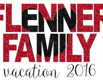 Disney Vacation Family shirts!!  **FREE SHIPPING**