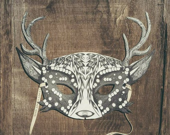 MY DEER MASK - adult