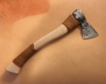Forged - Hand forged axe #2 axe