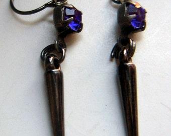 Hawkeye Earrings