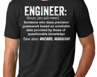 Engineer T Shirt Engineering Tee Shirt Funny Gift For Engineer Engineer Gift