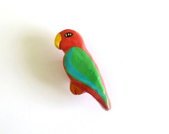 Parrot Drawer Knob