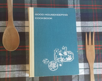 The Good Housekeeping Cookbook 1963 Hard Cover Edited by Dorothy B. Marsh