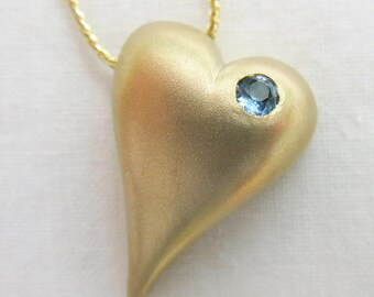Heart of Gold Pendent