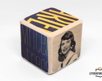 Writer's Block: Sylvia Plath