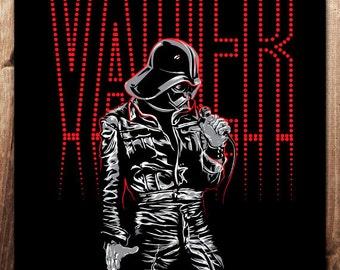 Elvis Galactic 68 Comeback Tour Concert Poster Art