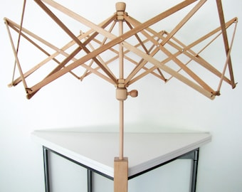 Stanwood Needlecraft - Wooden Swift Yarn Winder Umbrella Style, Large Size
