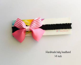 WS Headband - Ribbon Bow
