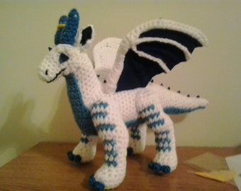 Dragon Plush Amigurumi
