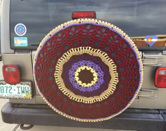 Ready to Ship~ spare tire cover