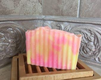 ENERGY  Triple Butter Soap, Vegan