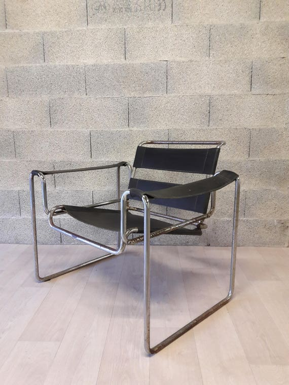 B3 Marcel Breuer Wassily Style Chair