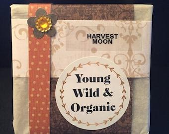 Harvest Moon    Natural Goat's Milk Soap