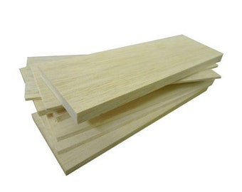 Balsa Wood - Bargain Bundle