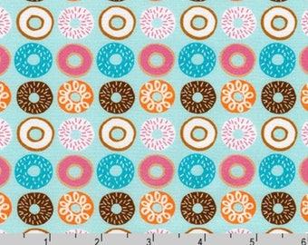 Suzy's Minis 2 - Donuts Aqua by Suzy Ultman from Robert Kaufman