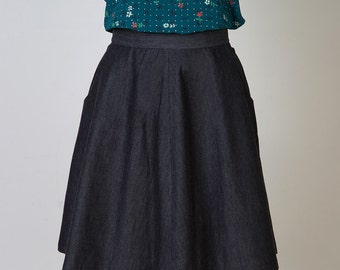 Sewaholic PATTERN - Hollyburn Skirt - Sizes 0-16