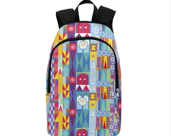 Made to Order (Ships in 4 weeks)  A Smile Means Friendship To Everyone Backpack