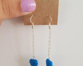 lOvE U (BLUE and PURPLE)