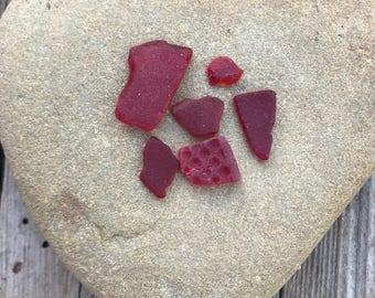 RED SEA GLASS Collection