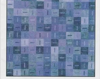 Feng Shui Quilt Pattern by Janine Burke - Modern Quilt Pattern from Designs by JB
