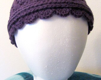 Crochet Hat Pattern: Seattle Day Hat