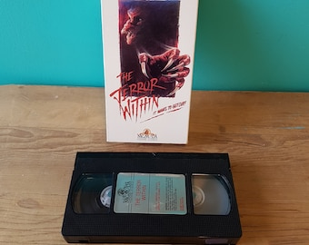 The Terror Within - VHS Movie