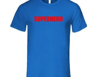 Superhero T Shirt