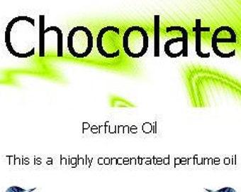 Chocolate Perfume Oil