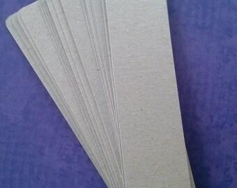 Bookmarks, Large Bookmarks, Set of 20, Chipboard Bookmarks, Wedding Favor