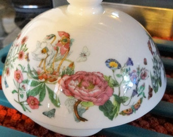 Portmeirion Summer Garland teapot LID ONLY