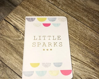 Cute A6 Lined Notebook