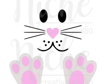 Easter Bunny SVG File