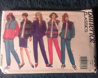 Vintage Butterick Pattern #3081 Size L-XL