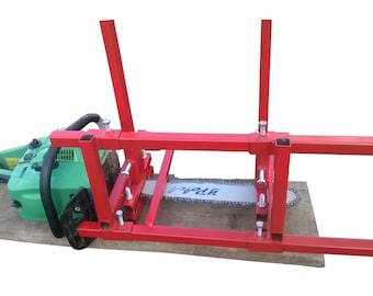 """Chainsaw mill - Chainsaw milling orizontal from 18""""- 42"""" chain bar"""